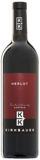 Merlot Kirnbauer, 7.5 dl