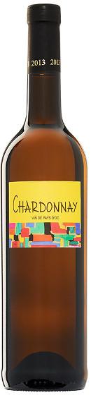 Chardonnay Vin de Pays d'Oc 2004 7.5 dl