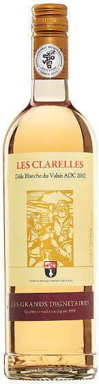 Dole Blanche AOC Les Clarelles 7.5 dl