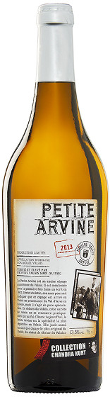 Petite Arvine Chandra Kurt 7,5 dl