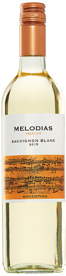 Trapiche Melodias Sauvignon blanc 7.5dl