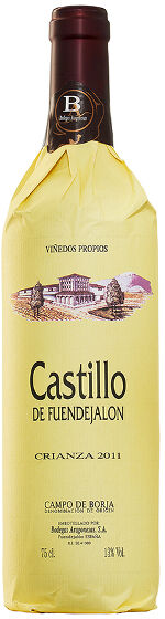Castillo de Fuendejalon Crianza DO 7.5dl