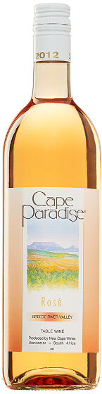 Cape Paradise Rose 7.5 dl