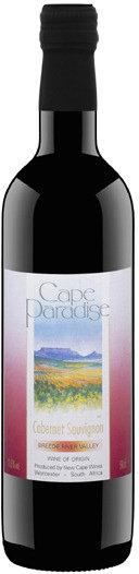 Cape Paradise Cabernet Sauvignon Wo 7.5 dl