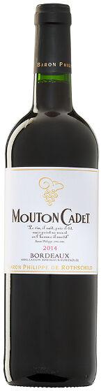 Bordeaux Mouton Cadet Rouge 7.5 dl