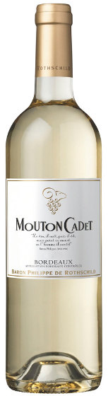 Mouton Cadet Bordeaux Blanc 7.5 dl