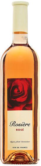 Rosiere Vin de Pays Rosé 7.5 dl