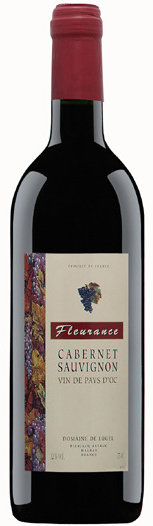 Fleurance Cabernet Sauvignon VDP 7.5 dl