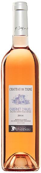 Chateau de Tigne Cabernet d'Anjou Rose 7.5 dl