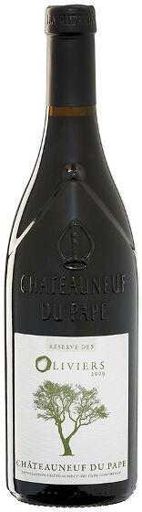 Chateauneuf du Pape les Oliviers 2007 7.5 dl