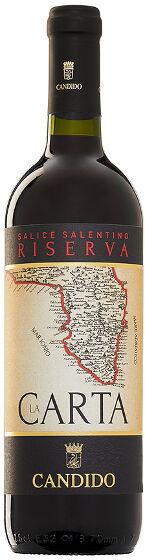 Salice Salentino Candido Riserva 7.5 dl