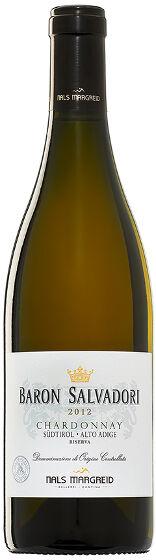 Chardonnay Baron Salvadori Nals 7.5 dl