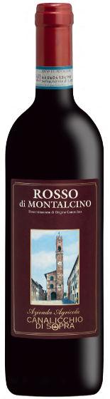 Rosso di Montalcino 2012, 7.5 dl