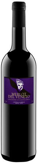 Merlot del Veneto DOC 7.5 dl