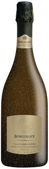 Prosecco Rive di Collalto 2012, Extra Dry, 7.5 dl