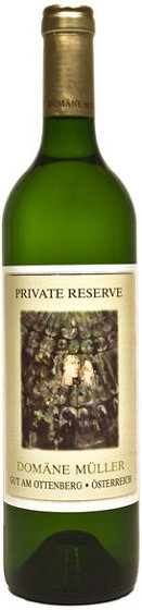 Private Reserve Sauvignon Blanc, 7.5 dl