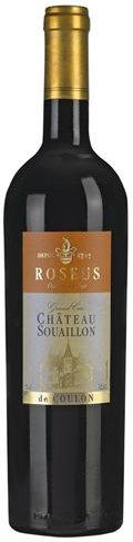 Roseus Château Souaillon, 7.5 dl