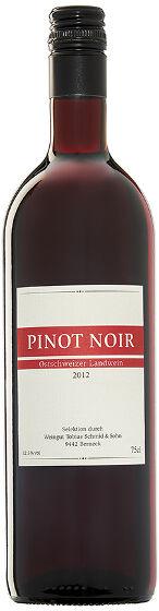 Ostschweizer Pinot noir 7,5 dl