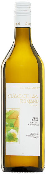 Chasselas Romand VdP 7.5 dl