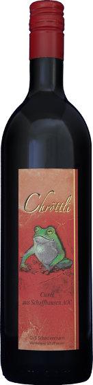 Schaffhauser Chroettli Cuvée AOC 7.5 dl