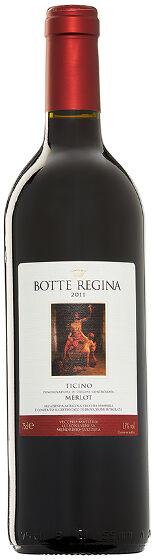 Botte Regina Merlot Ticino 7.5 dl