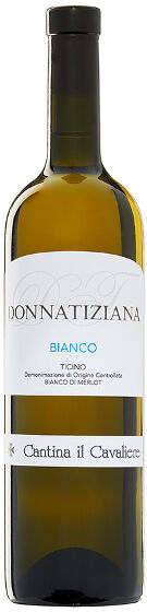 Donnatiziana Merlot Bianco 7.5 dl