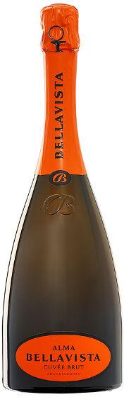Franciacorta Bellavista Cuvée Brut 2013, 7.5 dl