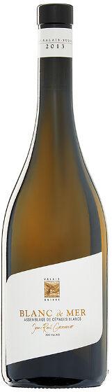 Blanc de Mer J.R. Germanier, Chardonnay/Amigne, 7.5 dl