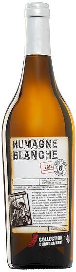 Humagne Blanche AOC Chandra Kurt 7.5 dl