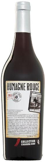 Humagne Rouge AOC Chandra Kurt 7.5 dl