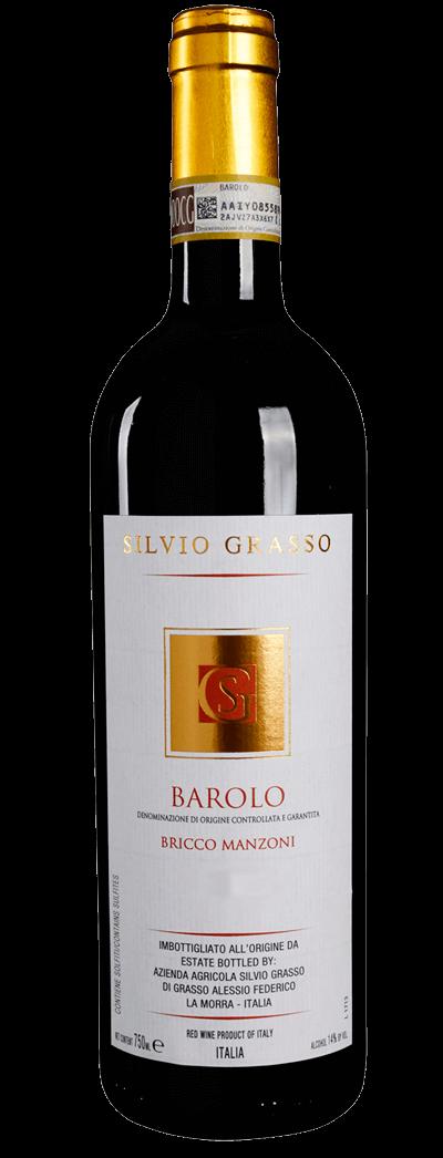Barolo Ciabot Manzoni Grasso, 7.5 dl