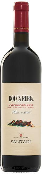 Rocca Rubia Riserva Santadi 7,5 dl