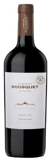 Domaine Bousquet Malbec Reserve 7.5 dl