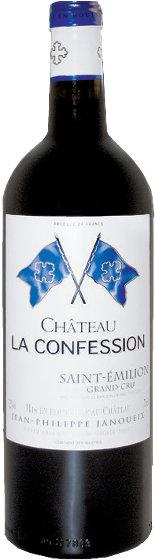 Château La Confession Jean-Philippe Janoueix, 7.5 dl